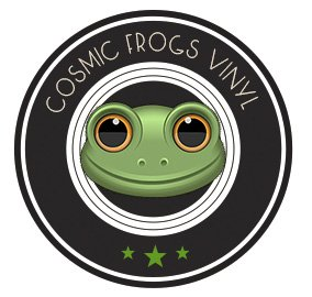 Cosmic Frogs Vinyl