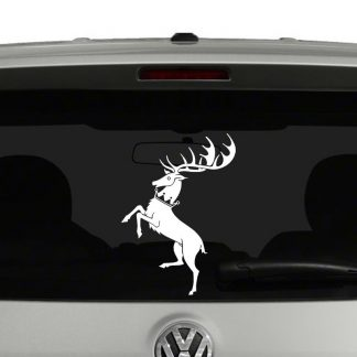 Game of Thrones House Baratheon Vinyl Decal