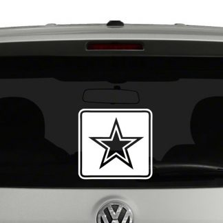 United States Army Logo Logo Vinyl Decal