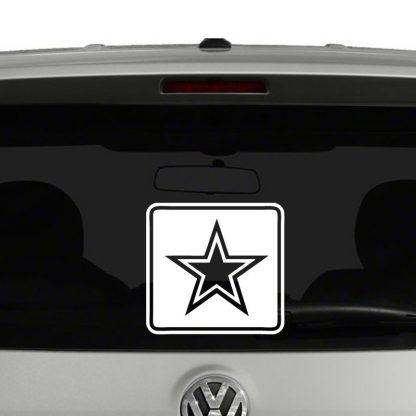 United States Army Logo Logo Vinyl Decal