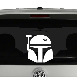 Star Wars Boba Fett Vinyl Decal