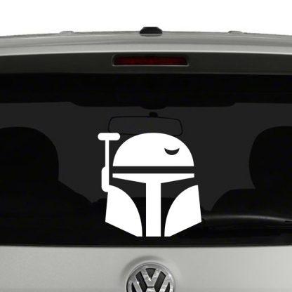 Star Wars Boba Fett Vinyl Decal