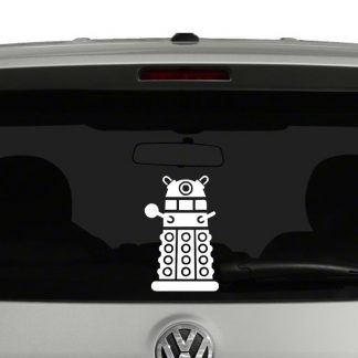 Doctor Who Dalek Vinyl Decal