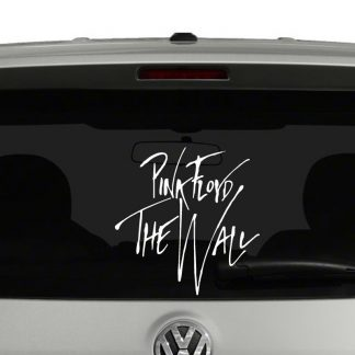 Pink Floyd The Wall Vinyl Decal