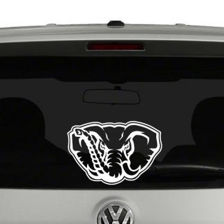 Alabama Crimson Tide Mascot Vinyl Decal