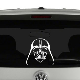 Star Wars Inspired Darth Vader Minimalist Vinyl Decal