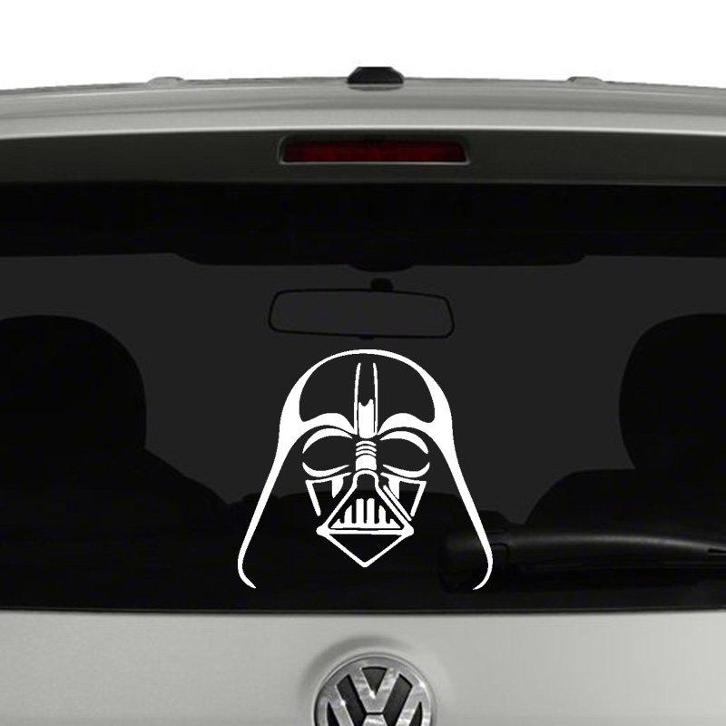 Star Wars Inspired Darth Vader Minimalist Vinyl Decal