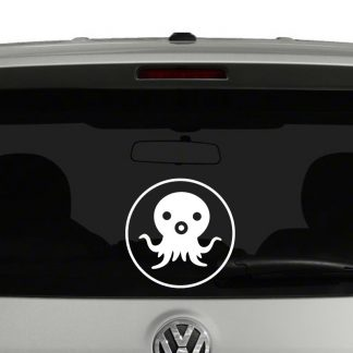 Octonauts Inspired Vinyl Decal