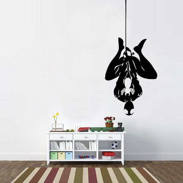 Spiderman Wall Decal Home Decor