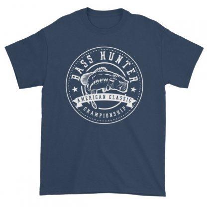 Bass Hunter American Classic Championship Fishing Lovers T-Shirt