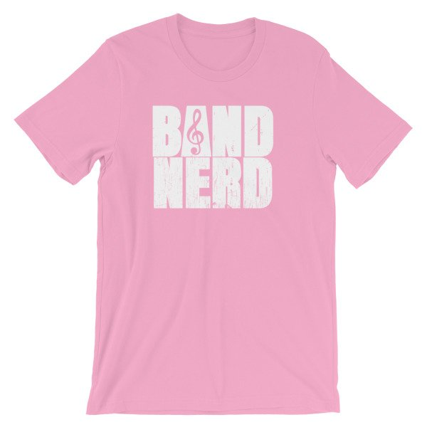 650582c9 Band Nerd Funny Marching Band Geek Treble Clef T-Shirt • Cosmic ...