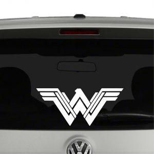 Wonder Woman New Vinyl Decal Sticker Car Window Super Heroes