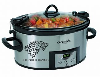 Dinner Is Coming Crock Pot Game of Thrones Inspired Vinyl Decal Sticker