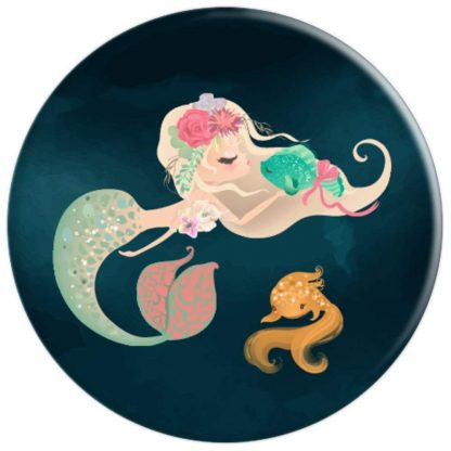 Mermaid Kisses and Little Fishes - PopSockets Grip