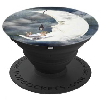 I Read Past My Bedtime Book Lovers Reading - PopSockets Grip