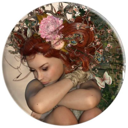Fairy Wood Nymph Fantasy PopSocket Grip - PopSockets Grip