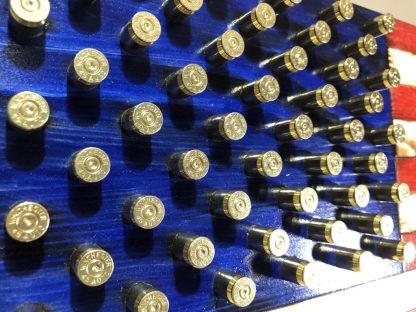 American Flag Bullet Shell Stars