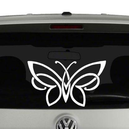 Butterfly Vinyl Decal Sticker